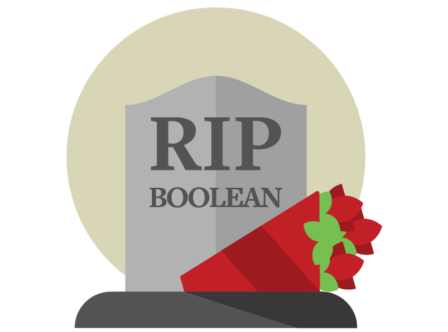 IntelliSearch Boolean Dead