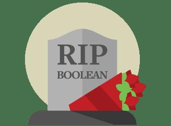 IntelliSearch Boolean Dead